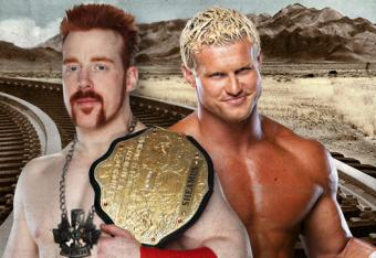 World Heavyweight Championship: Sheamus [c] vs Dolph Ziggler