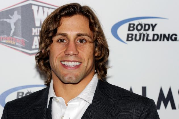 Urijah Faber: The Laws of the Ring Book Review