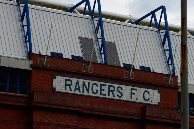 Scottish Premier League: Long Live the Now-Defunct Glasgow Rangers!