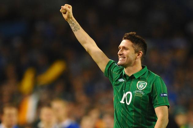 Republic of Ireland vs. Italy: Why Robbie Keane Can Stun the Azzurri
