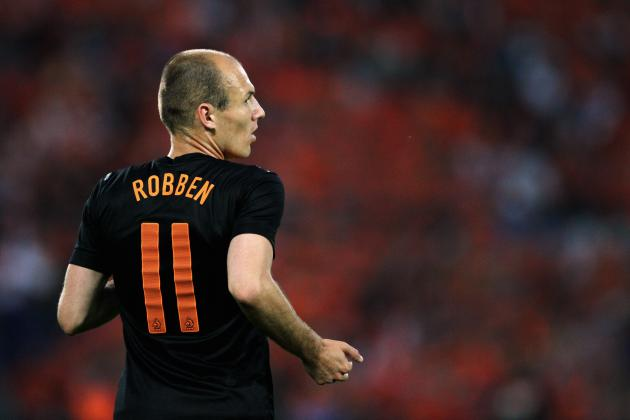 Portugal vs. Holland Euro 2012: Players to Watch in Crucial Group B Showdown