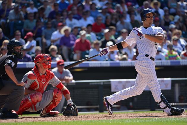 Carlos Gonzalez: Rockies' Star Fights for NL Triple Crown, MVP, Respect