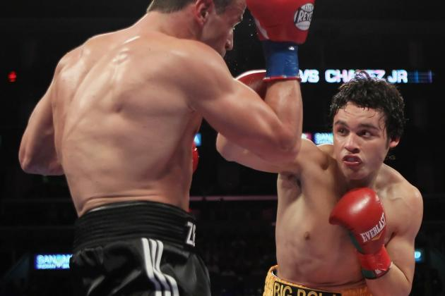 Julio Cesar Chavez Jr.: Why He Will Be Greater Than Julio Cesar Chavez Sr.