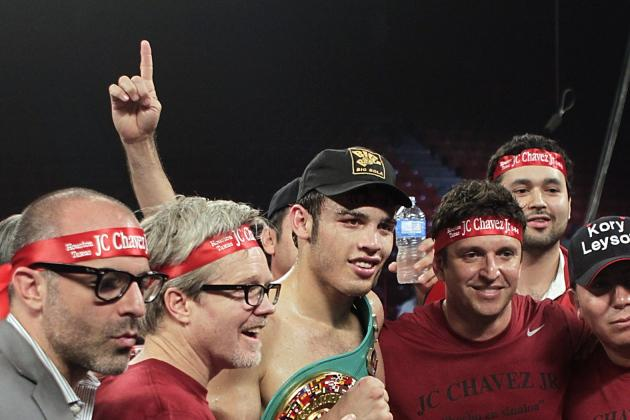 Chavez Jr. vs. Lee: JC, Jr. Silences Critics with Dominant Performance