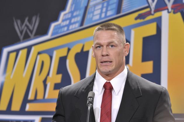 WWE No Way out 2012 Matches: John Cena vs. Big Show Isn't Worthy of Main Event