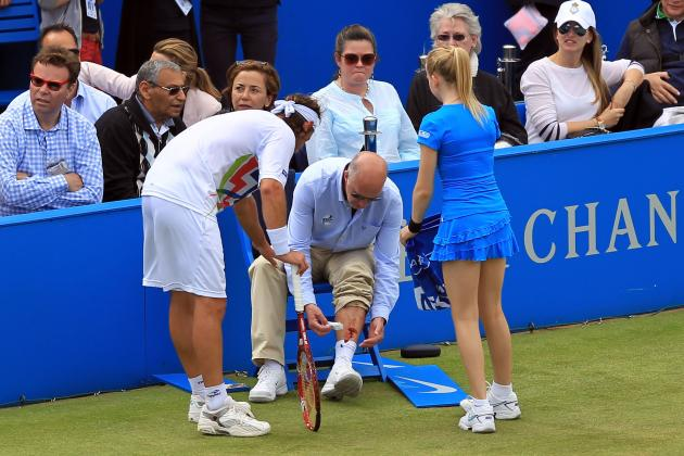 Queen's Club Controversy: Was David Nalbandian's Disqualification Warranted?
