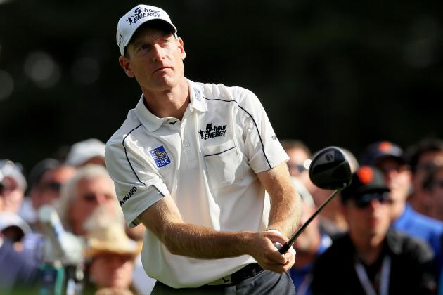 US Open Golf 2012 Leaderboard: Predicting Which Players Will Finish in Top 3