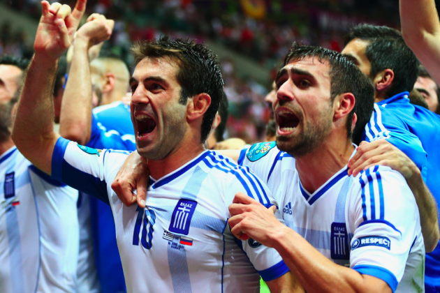 Greece vs. Russia: Shock Win by the Greeks Unites a Troubled Nation
