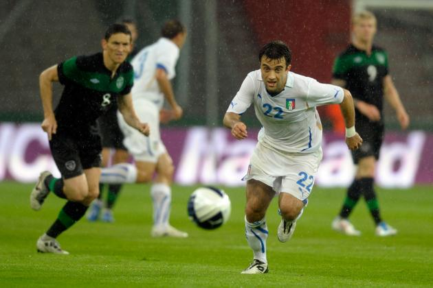 Euro 2012, Italy vs. Ireland: Some Unholy War