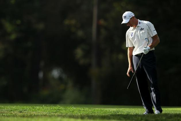 US Open Golf Scores 2012: Graeme McDowell, Jim Furyk and Other Sunday Favorites