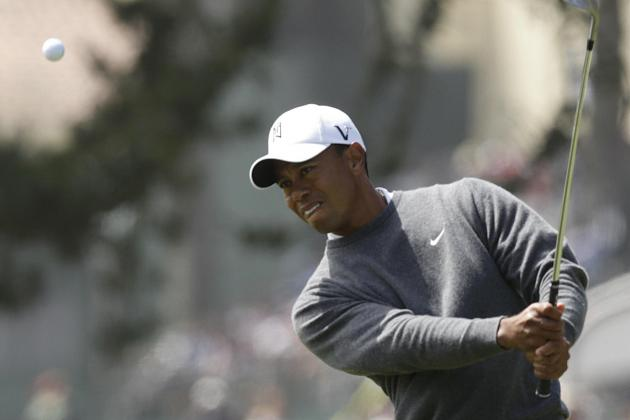 Tiger Woods: Changes Tiger Must Make from Day 3 to Emerge Victorious
