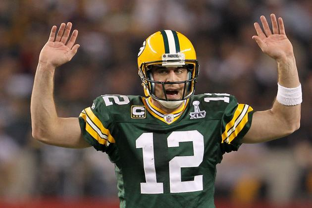 Green Bay Packers: Aaron Rodgers Is Rewriting the Green Bay Record Book