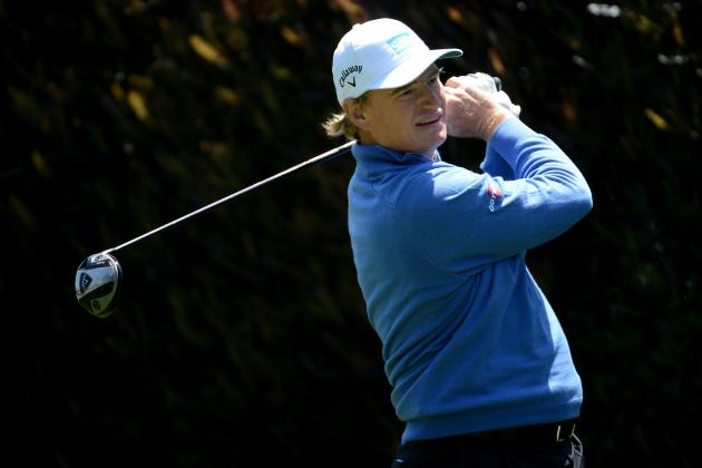 US Open Golf 2012 Leaderboard: Golfers That Will Make Late Sunday Charge