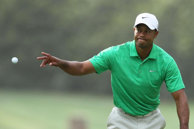 Tiger Woods: Latest Struggles at US Open Prove Old Tiger Is Not Back