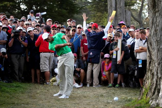 Tiger Woods:  Golf Legend Will Complete His Collapse in US Open's Final Round