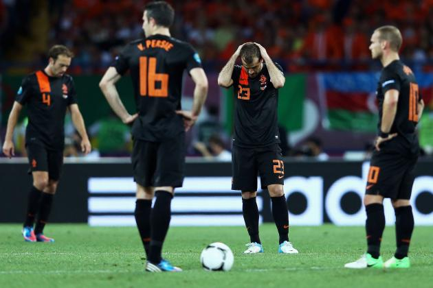 Euro 2012: 4 Reasons Why Holland Are Going Home Early
