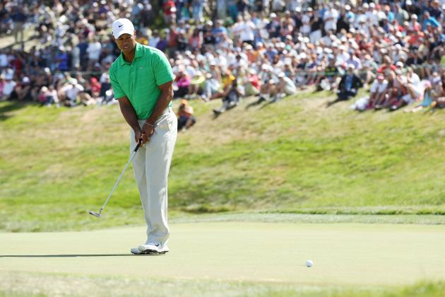 US Open 2012: Tiger Woods Will Live and Die by His Putter