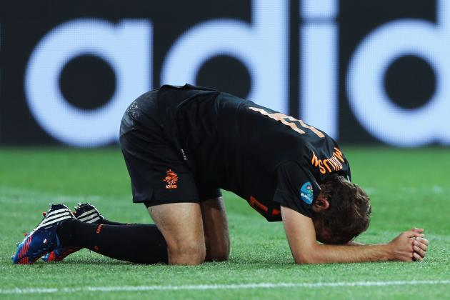 Euro 2012: Dutch Embarrassed as Losers in Group of Death Finale to Portugal