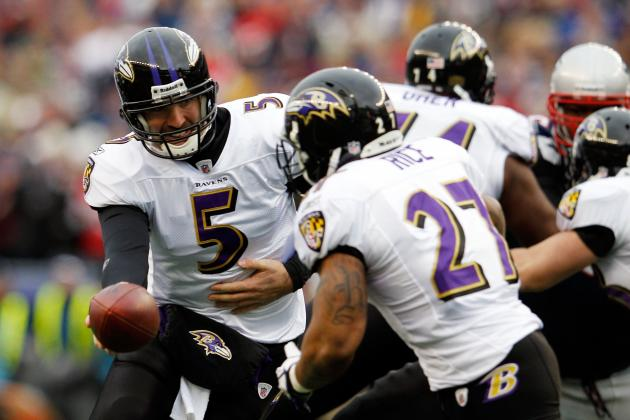 Baltimore Ravens: Why the Offense Must Be New Focal Point of Team in 2012