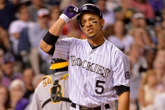 Carlos Gonzalez' MRIs Return Negative