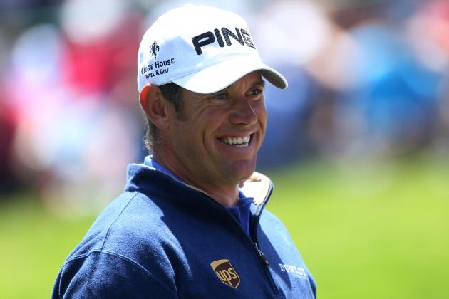 US Open Golf 2012 Leaderboard: Lee Westwood and Players That Will Contend