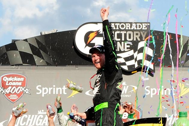 Quicken Loans 400 2012 Results: Reaction, Leaders and Post-Race Analysis
