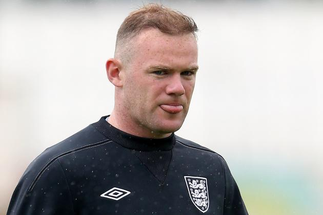 England: What Should Roy Hodgson Do When Wayne Rooney Returns?