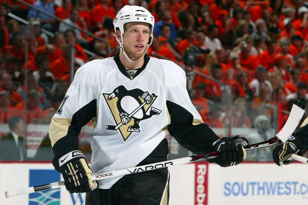 NHL Trade Rumors: Jordan Staal to the Toronto Maple Leafs?
