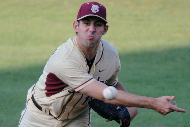 College World Series 2012 Scores: Florida State Is Still Without Breathing Room
