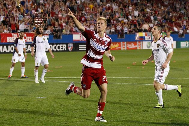 Brek Shea Exclusive: FC Dallas Star Talks USMNT, Football, MLS, Arsenal, Tattoos