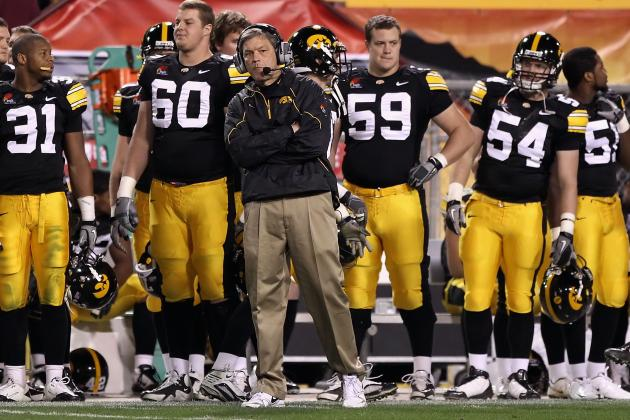 Big Ten Breakdown 2012: Iowa Hawkeyes, Part 1, Overview