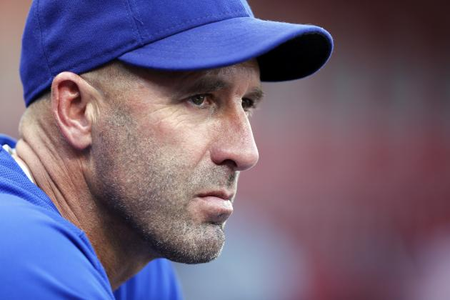Chicago Cubs Manager Dale Sveum Drops the Ball Regarding Alfonso Soriano