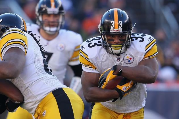 Pittsburgh Steelers Backups Thrust into Starting Roles Need to Step Up
