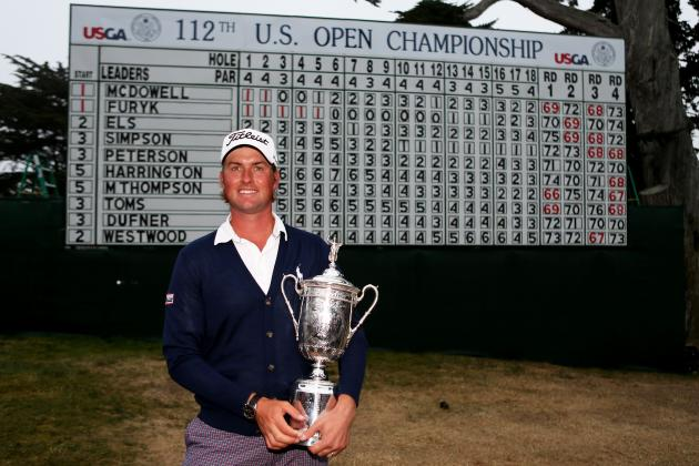 Webb Simpson Wins US Open; Golf Loses Major Headline