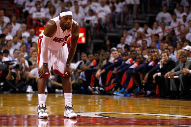LeBron James: How the Miami Heat Superstar Set Himself Up for the Black Hat