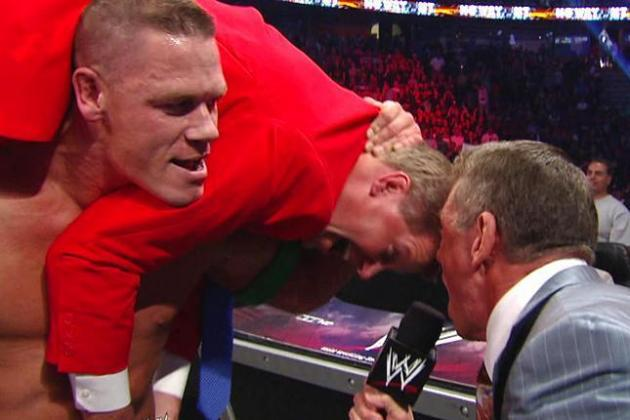 WWE Raw Preview: John Laurinaitis Fired and the Fallout of No Way out