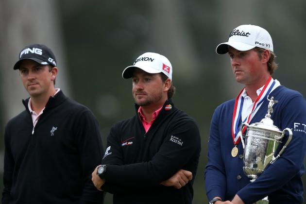 US Open Golf 2012: Where Webb Simpson's Win Ranks Among Tournament's Best