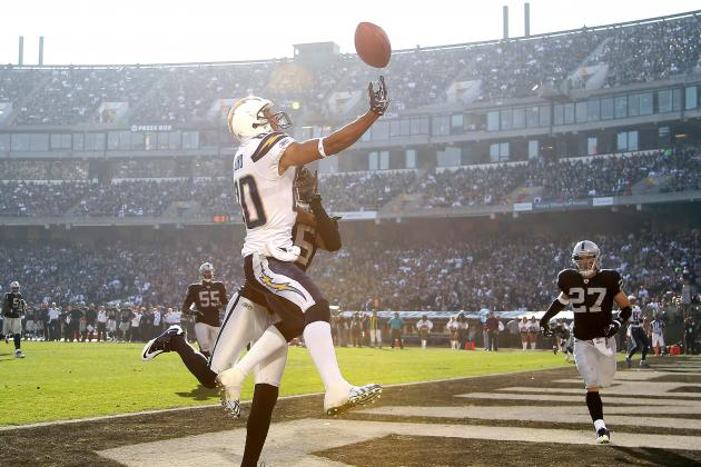 San Diego Chargers:  The NFL's Most Underrated Team in 2012