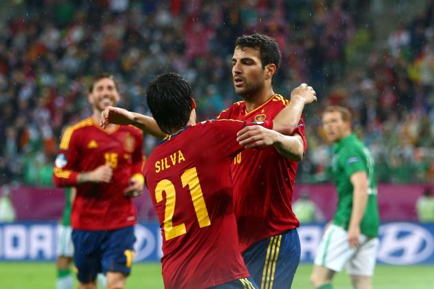 Spain Euro 2012: Why Cesc Fabregas Must Return to Starting XI