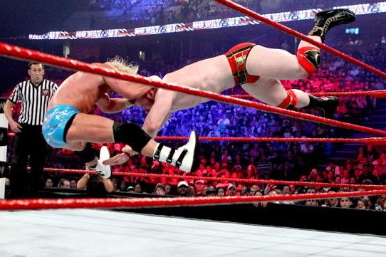 WWE No Way Out 2012 Results: Did Dolph Ziggler Steal the Show with Sheamus?