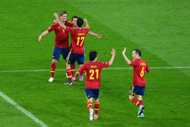 Euro 2012: Odds Preview, Picks for Group C Matches: Spain-Croatia, Ireland-Italy