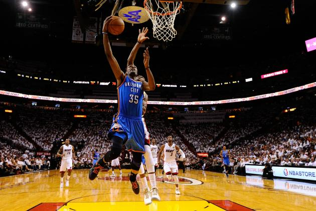 Scott Brooks Must Make One More Adjustment: How to Keep Durant on the Floor