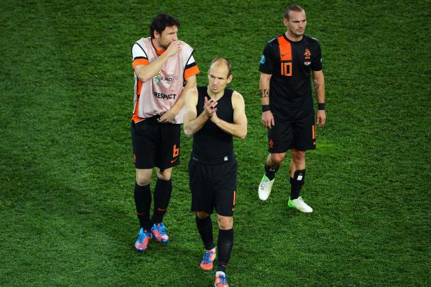 Euro 2012: Dutch Nightmare Becomes a Reality as They Finish Bottom of Group