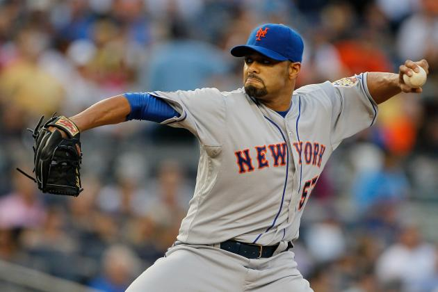 New York Mets: Why Johan Santana Could Be NL's Top Pitcher in 2012