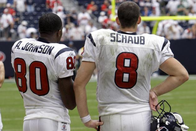 The Houston Texans Will Win Super Bowl XLVII If...