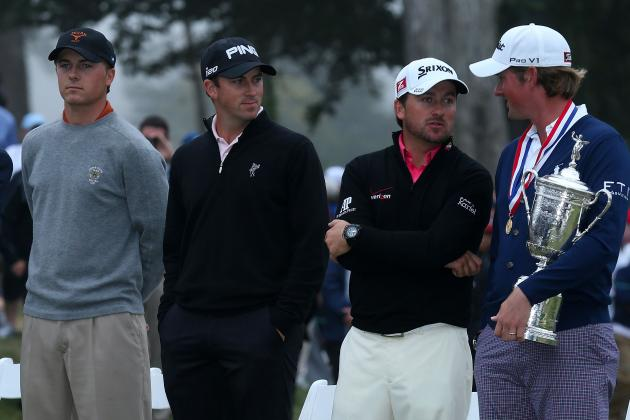US Open Golf Purse 2012: Final Earnings for Webb Simpson and Other Notable Names