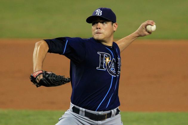 Matt Moore: Inside Rays Rookie's Turnaround