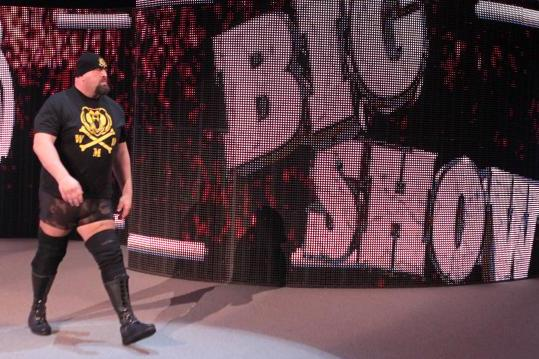 WWE No Way Out 2012: What's Next for The Big Show After Loss to John Cena?