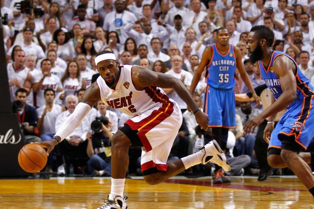 Thunder vs. Heat: Game 4 TV Schedule, Live Stream, Spread Info and More