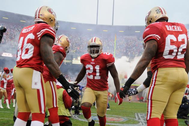 San Francisco 49ers: Why Frank Gore Is Horrible Fantasy Football Option in 2012
